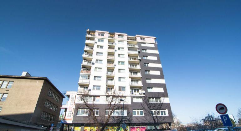 1 izbový byt na najvyššom poschodí v Ružinove na Klincovej ulici