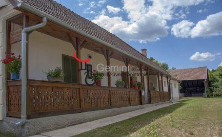 GEMINIBROKER Vám ponúka na predaj krásny dom v obci Égerszög