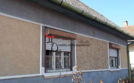 GEMINIBROKER Vám ponúka na predaj dom v obci Felsőberecki