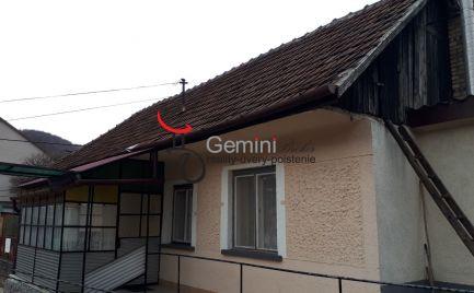 GEMINIBROKER Vám ponúka dom len 32km od Košíc v obci Hollóháza