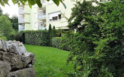 DOM-REALÍT ponúka, Pekný veľký (131m2) byt so samostatnou dvojgarážou a veľkou terasou (40m2)