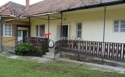 GEMINIBROKER Vám ponúka rodinný dom v obci Pálháza