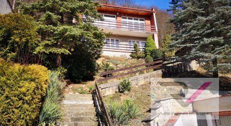 Na predaj rodinný dom v lukratívnej lokalite Trenčianských Teplíc