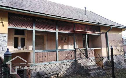 Rodinný dom - Chalupa Silica