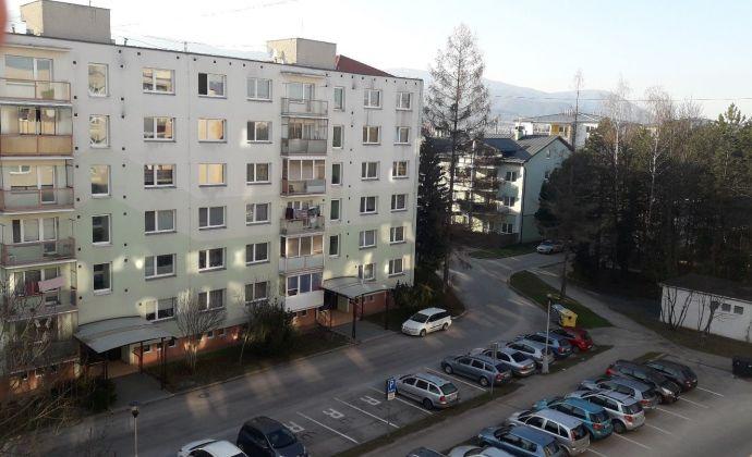 2- izbový byt na predaj Martin- Ľadoveň