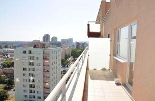 Slnečný 2 izbový byt, 73m2, balkón, garáž, Martinčekova, Bratislava II, 570,-e plus energie