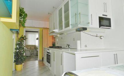 Veľký dvojizbový byt s parkovacím miestom, Žiar nad Hronom, Etapa