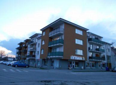 Maxfinreal ponúka 2-izbový byt Šaštín-Stráže priamo na námestí
