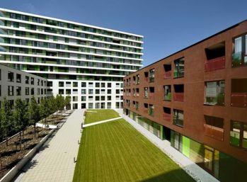 BA Košická – reprezentatívne kancelárie 1.090 m2, bezproblémové parkovanie.