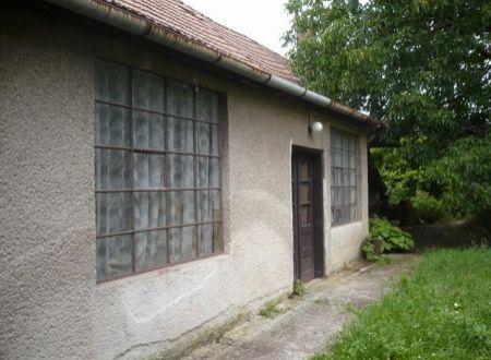 Rodinný dom Obsolovce vhodný na rekonštrukciu