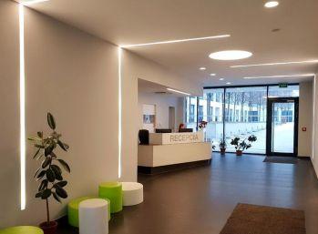 BA Košická – reprezentatívne kancelárie 18 a 28 m2, od 395 eur/mes., komplet cena.