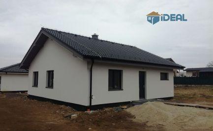 REZERVOVANÉ - Kvalitný útulný bungalov na kľúč v tichej lokalite, Vyšná Šebastová