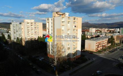 Veľký jednoizbový byt, Žiar nad Hronom, Etapa, 51 m2
