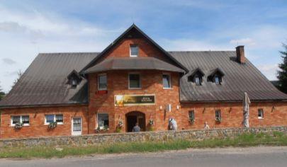 SKALITÉ hotel s reštauráciou na poz. 2070m2, okr. Čadca
