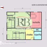 3 izbový byt na Repašského ulici v Dúbravke