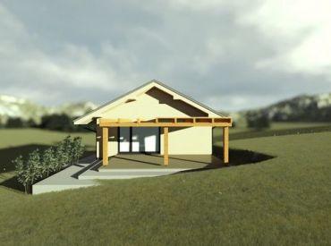 Predaj RD vo výstavbe v obci Peklina, 623 m2, Cena: 128.400 €