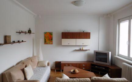 Prenájom - veľký 1 izbový zariadený byt v Ružinove