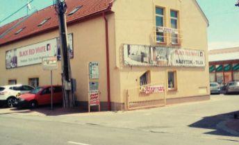 Komerčný objekt 440 m2, Nové Mesto nad Váhom.