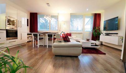 Exkluzívne,kvalitný a veľmi pekný,pražský,3izbový byt,74m2, predaj, Košice-Západ, Gudernova