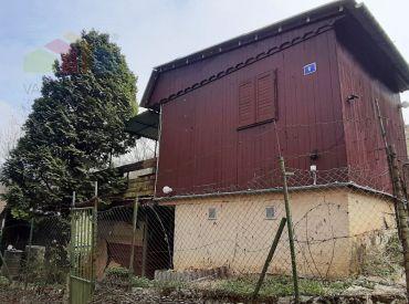 Rekreačná chatka v obci Sokolovce pri Piešťanoch