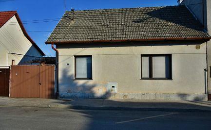 Rodinný dom - Nové Mesto nad Váhom - Royova ul.