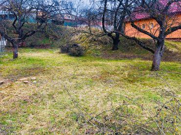 Krásny pozemok na výstavbu RD na predaj, Levoča