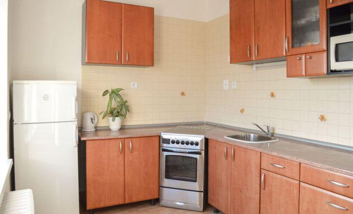 2– izbový byt Martin-Jahodníky, balkón a špajza
