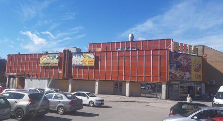 Obchodné priestory na prenájom v obchodnom centre - Rožňava