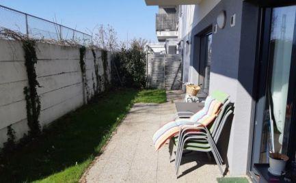 PRENÁJOM 3 izbový byt s VEĽKOU  TERASOU NOVOSTAVBA Bratislava Ružinov Hrachová EXPIS REAL