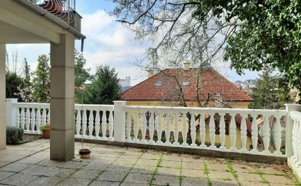 PRENÁJOM Kancelárie v RD s TERASOU a výhľadom na hrad Mišíkova Slavín - BEZ PROVÍZIE EXPIS Real