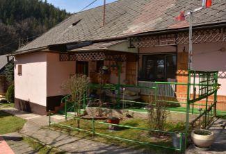 Exkluzívne! Predaj rodinný dom/chata, pozemok 942 m2, Janova Lehota + súťaž o kávovar