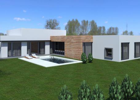 Nadštandardný 6 izbový rodinný dom, dvojgaráž, Rovinka
