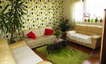 Best Real - predaj 3-izbového bytu vo Vrakuni, Čiernovodská ulica.