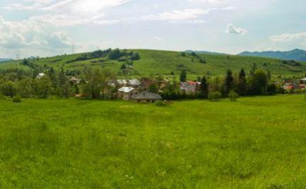 EXKLUZÍVNE na predaj slnečný pozemok v obci Konská