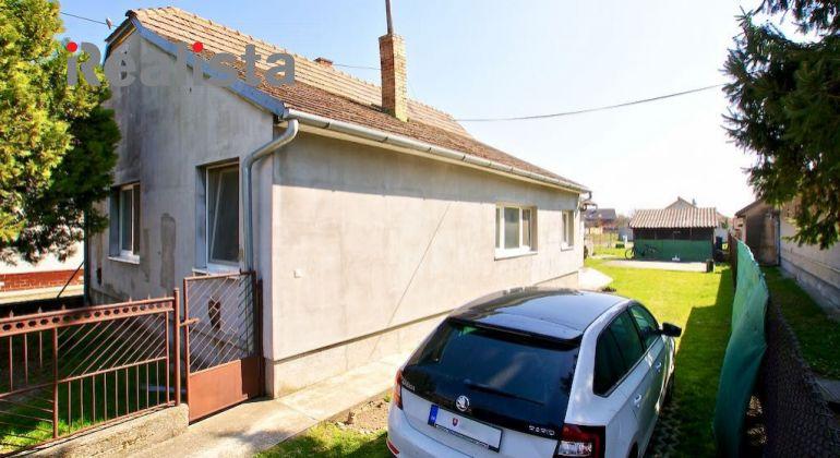 Čiastočne zrekonštruovaný 3i rodinný dom v Kalinkove