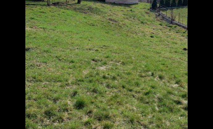 Slnečný, stavebný pozemok Mníchova Lehota