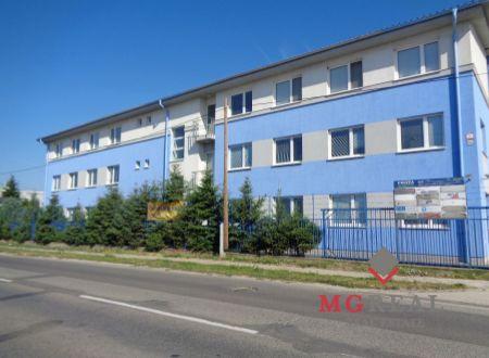 Prenájom kancelárie, admin. budova PROVA Slovakia, Mikovíniho, Trnava