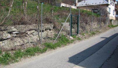Predaj stavebný pozemok s krásným výhľadom v obci Pernek