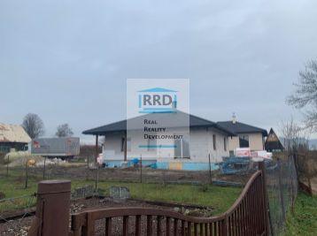 *Rezervovaný * Novostavba  3 izbového bungalovu v Ivančinej