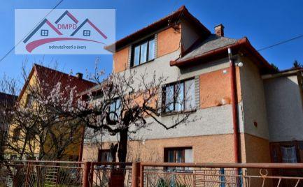 REZERVOVANÝ !!!Ponúkam na predaj rodinný dom v obci Veľká Lehôtka.