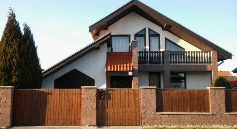 Rodinný dom v Brodskom