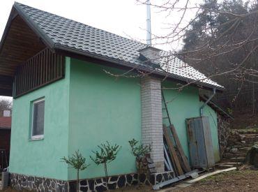 Na predaj murovaná chata, Dubnica nad Váhom