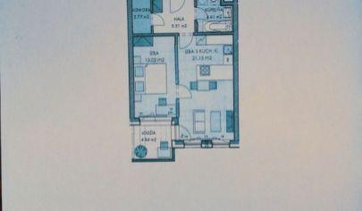 2 izbový byt na predaj, Bratislava, Šancova ulica