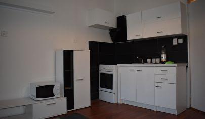 1 izbový byt s balkónom na prenájom, Nové Zámky-JUH