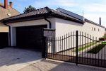 Jarná akcia - znížená cena moderného rodinného domu s dvojgarážou