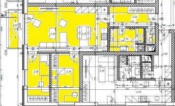 3-izbový byt v novostavbe - Púchov, Royova ul.