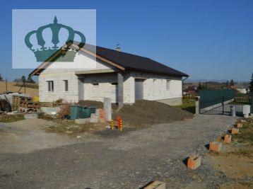 REZERVOVANÉ!! Novostavba, bungalov pri Prešove (obec LADA 10km od PO)