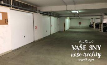 Na predaj podzemná garáž, Púchov - Dvory
