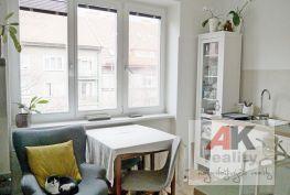 Predaj 1 izbový byt Bratislava-Nové Mesto, Sibírska ulica