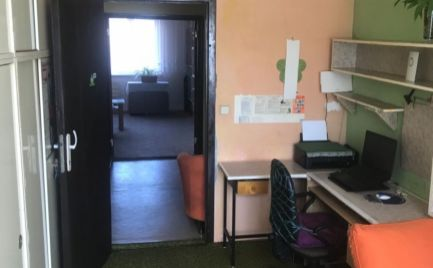 Predám 3-izbový byt 68m+pivnica,balkón